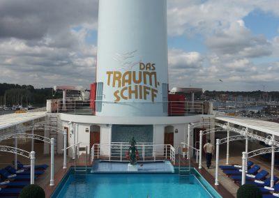 Marahrens – Kreuzfahrtschiff Montage
