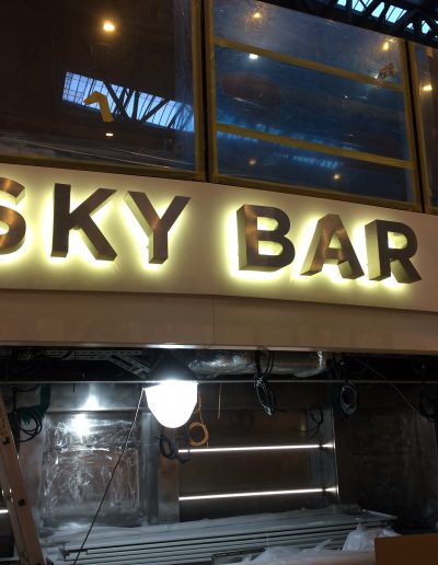 Ovation Sky Bar